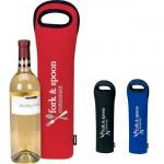 Custom Imprinted Single Wine Bottle Cooler Carrier