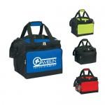 Custom Printed Poly Hand Grip Style Cooler Bag