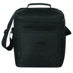 Custom Imprinted Poly Deluxe Cooler Bag