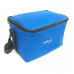Custom Printed Insulated Lunch Box Cooler Bag,