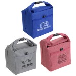 Bellevue Insulated Lunch Tote Logo Branded