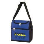 Custom Printed Double Compartment Insulated Cooler