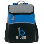 Convertible 24 Pack Cooler Backpack Custom Printed