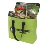 Journey Large Cooler Tote Bag Custom Printed