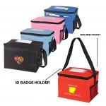 Logo Branded 6 Can Cooler Bag