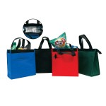Insulated Grocery Cooler Tote Bag Custom Imprinted