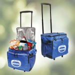 Creswell 48-Can Rolling Cooler Custom Printed