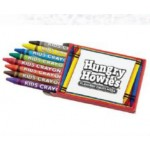 Logo Branded 8 Count Crayon Pack