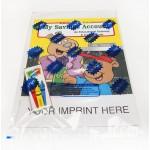 My Savings Account Coloring Book Fun Pack Custom Printed
