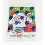 Santa & Friends Coloring Book Fun Pack Custom Printed