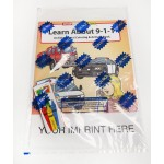 Custom Imprinted Learn About 9-1-1 Coloring Book Fun Pack