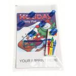 Holiday Activity Pad Fun Pack Custom Printed