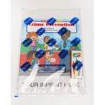 Custom Imprinted Crime Prevention Coloring Book Fun Pack