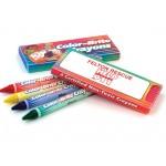 Color Brite Crayons (Spot Color) Logo Branded