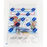 Make Winter & Holidays Safe Coloring Book Fun Pack Logo Branded