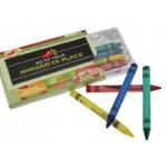 Crayons in Sleeve Custom Imprinted