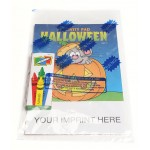 Halloween Activity Pad Fun Pack Custom Printed