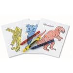 Custom Printed Kids Coloring Survival Kit