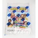 Drug Free Coloring & Activity Book Fun Pack Custom Imprinted