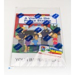 A Visit To The Police Station Coloring Book Fun Pack Logo Branded