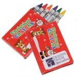 Christmas Crayons Logo Branded
