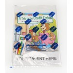 Logo Branded A Trip to the Credit Union Coloring & Activity Book Fun Pack