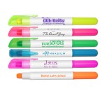 Personalized Liqui-Mark Gel-Brite Fluorescent Gel Highlighter