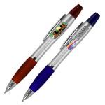"""Elite"" Pen w/Matching Highlighter Combo (Full Color) Custom Imprinted"