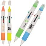 Custom Imprinted Multi-Tasker Pen/Highlighter