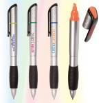 Personalized Silvermine Pen/Highlighter