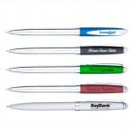 Metal Twist-Style Ball Pen Custom Imprinted