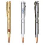 Metal Bullet Ballpoint Pen Custom Engraved