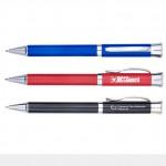 Custom Imprinted Metal Twist Ballpoint Pen