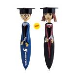 Custom Imprinted Graduate Boy/Girl Pen
