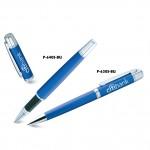 Custom Engraved Platinum Series Metallic Twist Action Ballpoint Pen