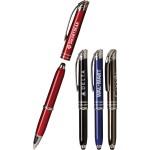 Custom Imprinted Zentrio (TM) Triple Function Pen