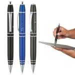 Custom Imprinted Elite Ballpoint Pen / Precision Stylus