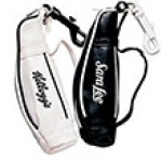 Attachable Golf accessories zippered pouch Logo Printed