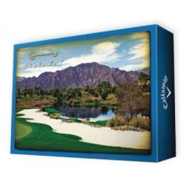Custom Imprinted Callaway Custom Udesign 1 Dozen Warbird Golf Balls w/The Postcard Packaging Program