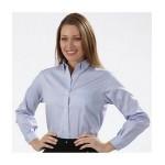 Custom Printed Women's Van Heusen Pinpoint Dress Shirt