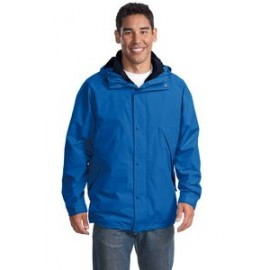 Port Authority Men's 3-in-1 Jacket Custom Embroidered