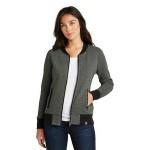 Custom Printed New Era Ladies' French Terry Baseball Full Zip Jacket