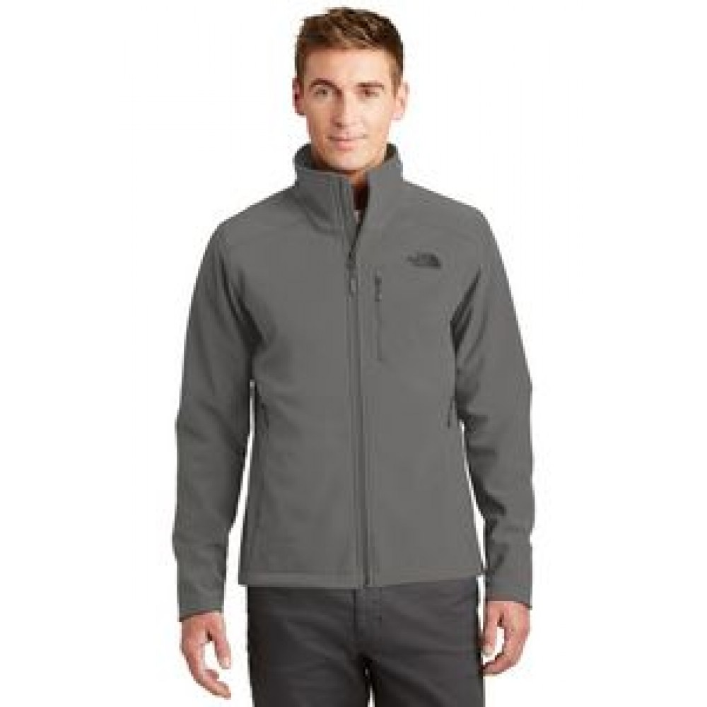 The North Face Apex Barrier Soft Shell Jacket Custom Embroidered