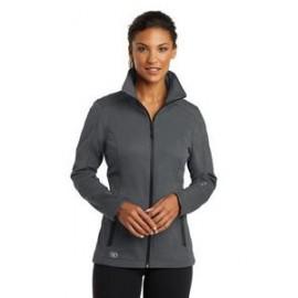 Custom Embroidered OGIO Endurance Ladies Crux Soft Shell Jacket