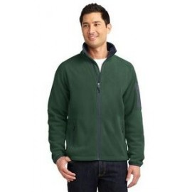 Custom Embroidered Port Authority Men's Enhanced Value Fleece Full-Zip Jacket
