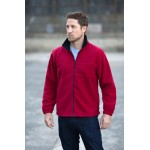 Custom Printed Newport Fleece Jacket with Recycled Yarn