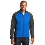 Port Authority Hybrid Soft Shell Jacket Custom Embroidered