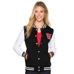 Sport-Tek Men's Fleece Letterman Jacket Custom Printed
