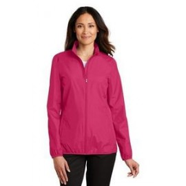 Custom Printed Port Authority Ladies' Zephyr Windwear Full-Zip Jacket