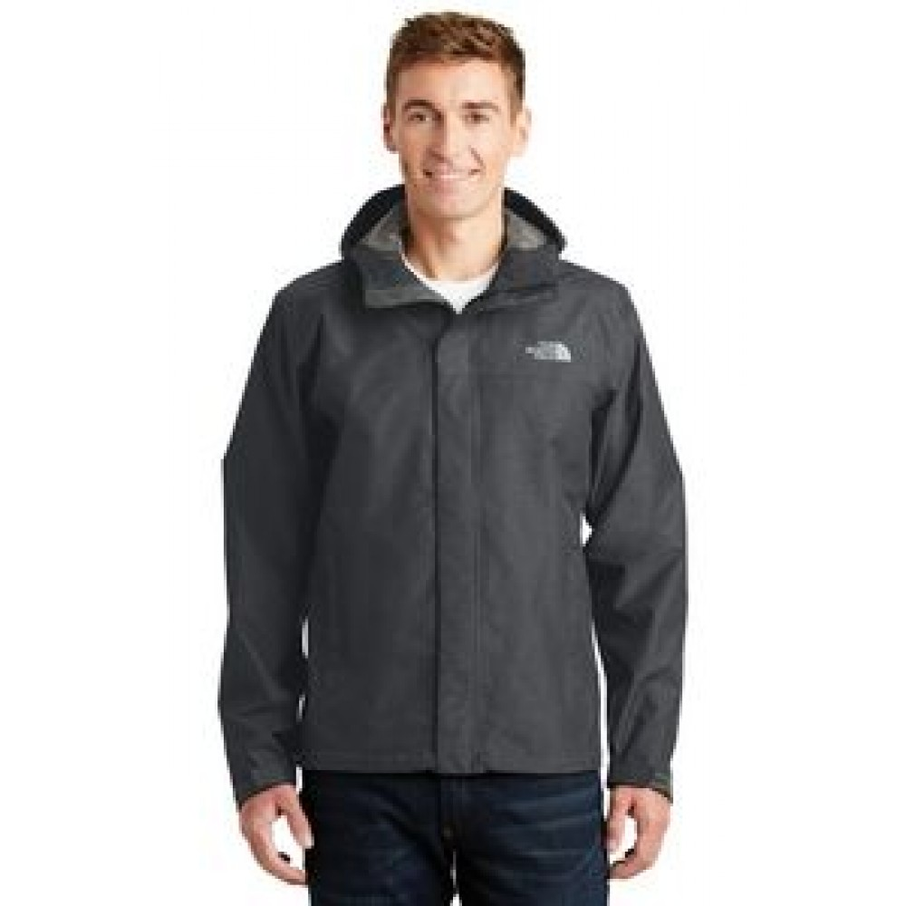 The North Face Men's DryVent Rain Jacket Custom Embroidered